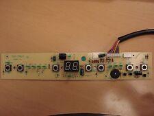 LG Portable Air Conditioner LP1214GXR Display Board