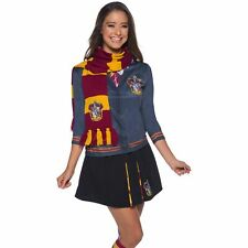 Harry Potter Gryffindor House Deluxe Knit Scarf