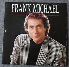 Frank Michael, i love you / Don Pedro, SP - 45 tours