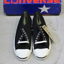 Vintage 1980's Converse Jack Purcell Sneakers Made in USA Size 27cm US9