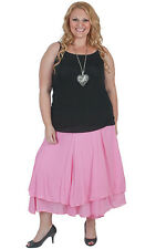 Full Machine Washable Long Skirts for Women