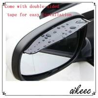 NEW Cars Rear View Side Mirror Rain Board Eyebrow Guard Sun Visor Accessories RG