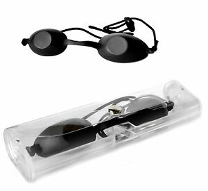 Eyepatch Laser Light Protection Safety Goggles IPL Beauty Clinic Patient Black