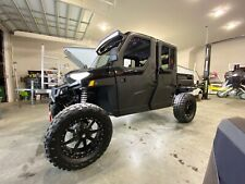POLARIS RANGER NORTHSTAR CREW 4X4 HVAC LIFTED LIFT CUSTOM HEAT AC SEMA DEFENDER