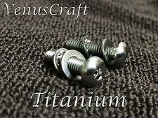 """ Titanium "" Floyd Rose & Ibanez  Nut Rear Mounting Ti Screws Tremolos"
