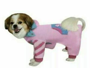 6 JoJo Siwa pet Costume size color pink # B6