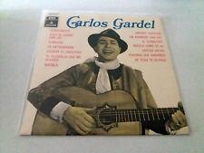 """CARLOS GARDEL """"CARLOS GARDEL ACOMP GUITARRAS"""" LP VINYL 12"""" EX/EX EX/EX"""