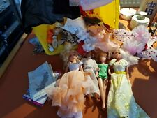Barbie Puppen Kleidung Konvolut Mattel