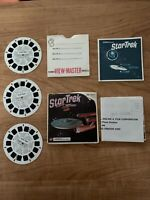 VINTAGE STAR TREK 1968 GAF VIEW MASTER PACKET B499