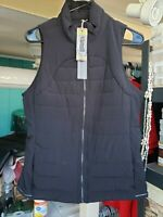 Tangerine Active Vest Black Small NWT
