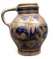 Arte Africano - Antica Ceramica Tedesca Scavo Tratta Négrière - 17 CMS