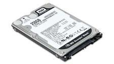 Western Digital WD2500BEKT 250 GB SATA II 7200 RPM 2,5 Zoll Notebook Festplatte
