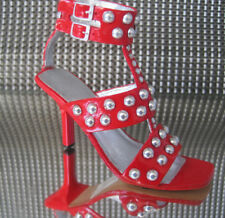 """JUST THE RIGHT SHOE """" Red Hot """"   ***rar***"""