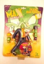 THE MASK TALKING HEAD POPPERS TOOL TIME MASK 1997 NEW & SEALED FREE P&P