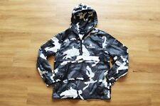 HUF PEAK ANORAK JACKET NEU SNOW CAMO GR:M HUF WORLDWIDE