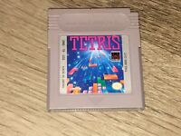 Tetris Nintendo Game Boy Cleaned & Tested Authentic