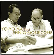 Yo-Yo Ma - Plays Ennio Morricone [New Vinyl LP] Gatefold LP Jacket