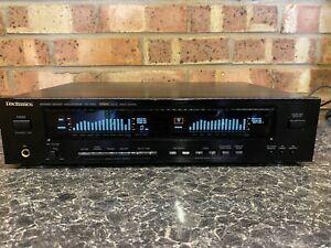 Technics SH-E85 Graphic Equalizer DSC Digital Space Control Sound Processor