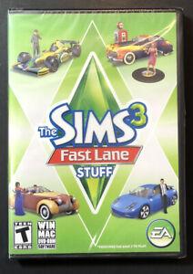 The Sims 3 [ Fast Lane Stuff ] (PC / DVD-ROM) NEW