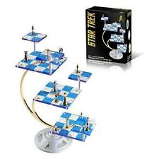 STAR TREK TOS Official 50th ANNIVERSARY Spock TRIDIMENSIONAL CHESS Game SET