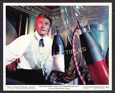 Lobby Card~ CAPTAIN NEMO & THE UNDERWATER CITY ~1969 ~Chuck Connors
