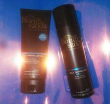 Coconut scented Bondi Sands self tanning Mist + Lotion dark Australian Brand