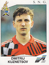 Panini - UEFA Euro 1992 Sweden - Dmitrij Kuznetsov - S.N.G. - # 181
