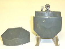 VINTAGE pocket Petrol Wick Lighter-ACCENDINO - (EAGLE LOGO) made in U.S.A.
