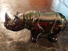 Avon Big Game Rhino Rhinoceros Spicy After Shave, 2/3 Full
