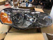 For 2003-2005 Chrysler Sebring Coupe Passenger Side Headlight Head Lamp RH =