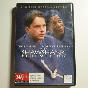 The Shawshank Redemption   DVD Movie   Drama/Crime   Morgan Freeman, Tim Robbins