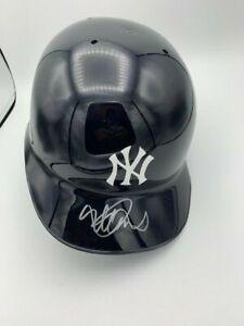 Ichiro Suzuki Signed New York Yankees Authentic Rawling Batting Helmet COA/Holo