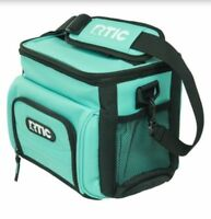 Genuine RTIC Day Cooler 8 Lunchbox Soft Cooler aqua rare free shipping!