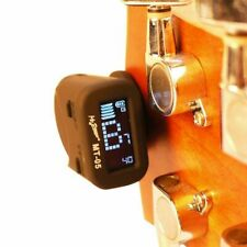 Afinador de Guitarra Micro Clip-On Headstock - Batería de Litio Recargable