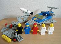 Lego 1979 Classic Space Transport 918 & Mobile Rocket Launcher 897 - Spare Parts