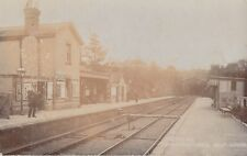 SHEPHERDSWELL(Kent) : Railway Station interior  RP-HARRIS
