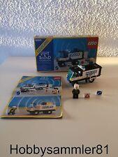 Lego® 6450 Legoland Polizeieinsatzfahrzeug Light & Sound Polizei