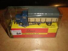 Schuco Piccolo 1/90   LKW Pritschenwagen KRUPP            MIB