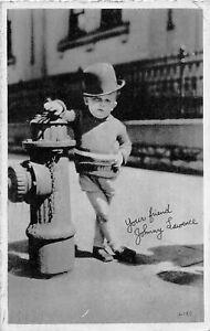 H65/ Charleston West Virginia Postcard c1939 Johnny Lawrence Cute Kid 28