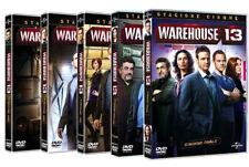 WAREHOUSE - STAGIONI 01 - 05 (19 DVD) LA COLLEZIONE SERIE COMPLETA
