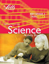 KS2 Science Activity Book: Years 5-6 (Letts Primary Activity Books for Schools):