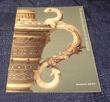 Metropolitan Museum of Art Bulletin Summer 2004 French Renaissance Book