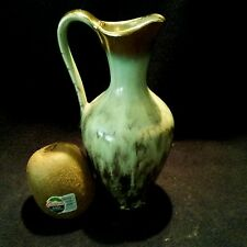 Bezaubernde Henkelvase Jasba  Kunst Keramik, 50er Jahre