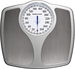Bathroom Body Weight Scale Analog Mechanical Manual Weighing Scale Oversize Dial