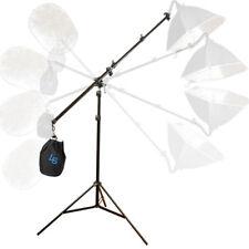 Photography Photo Studio Arm Bar Lighting Boom Stand Kit Light Stand Adjustable