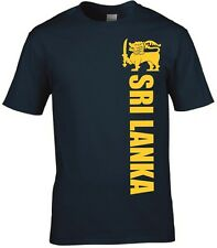sri lanka t shirt for srilankan community cricket fans national country lovers