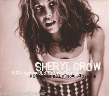 SHERYL CROW - A Change Would Do You Good (UK Ltd Ed 4 Tk CD Single Pt 1)