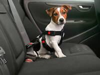 Auto-Hunde-Sicherheitsgeschirr Sicherheitsgurt, S Hundegeschirr Geschirr Auto