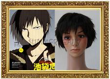 Izaya Orihara Short Black COSPLAY Wig 32000 Durarara!!