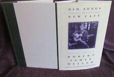 Old Songs in a New Cafe ~ Robert Waller. HbDj 1994   New in MELB